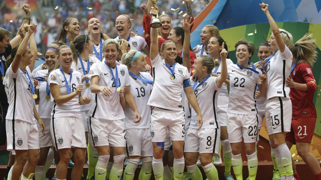 Today in sports history: US women win 2015 World Cup title, beating rival Japan