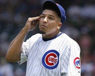 Cubs' Zambrano takes blame for fight