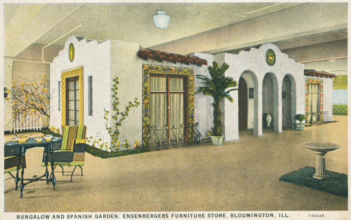 A Page From Our Past: 'Spanish craze' of 1920s left imprint ... Spanish Home Furniture on spanish home windows, spanish home decorating ideas, spanish home kitchens, spanish home patio, spanish home office, spanish home garden, spanish home lighting, spanish home living room, spanish home interiors, spanish home exteriors, spanish home landscape,