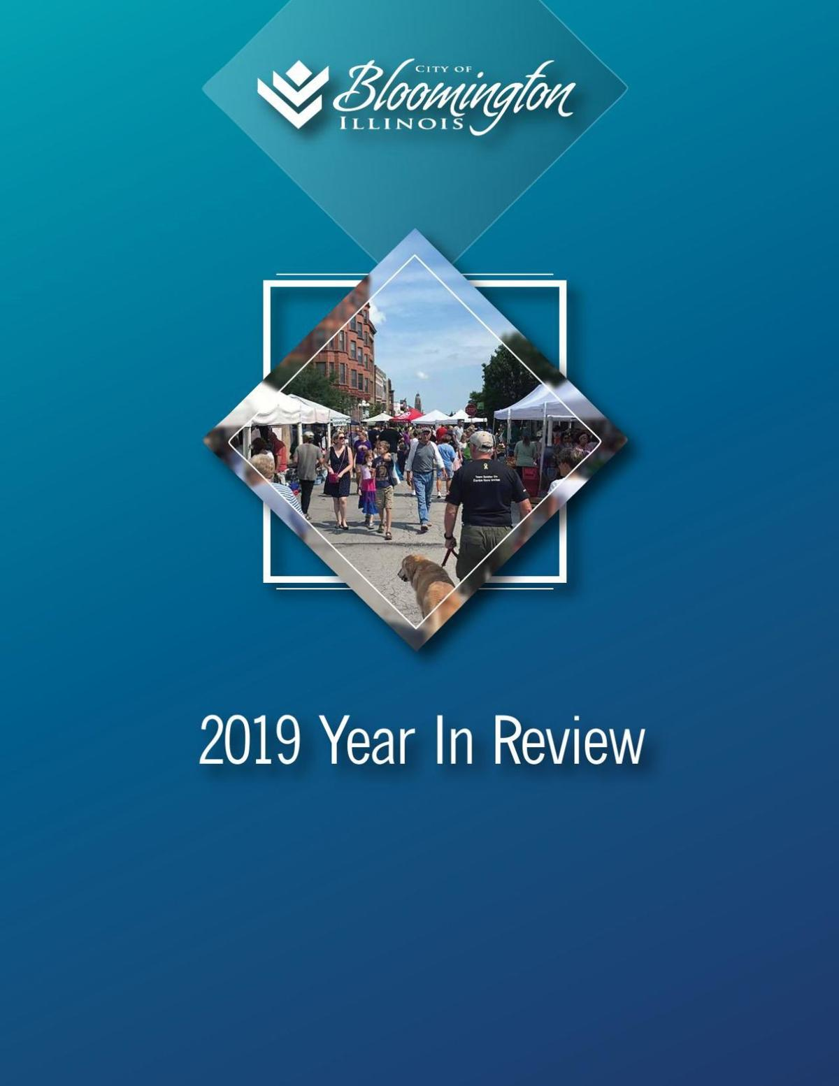 City manager's report on 2019 accomplishments