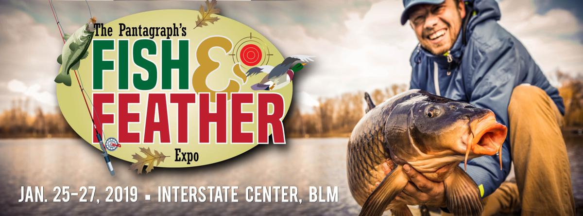 2019 Fish and Feather Banner