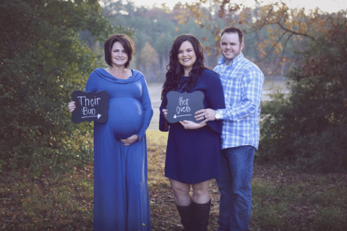This Woman's Mother-in-law Was Her Surrogate