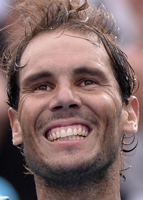 Rafael Nadal Atp Smiling 2019 Hedshot Pantagraph Com