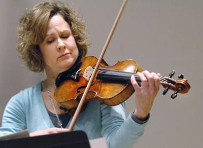 Strung out through time: 250-year-old violin to star at ISU