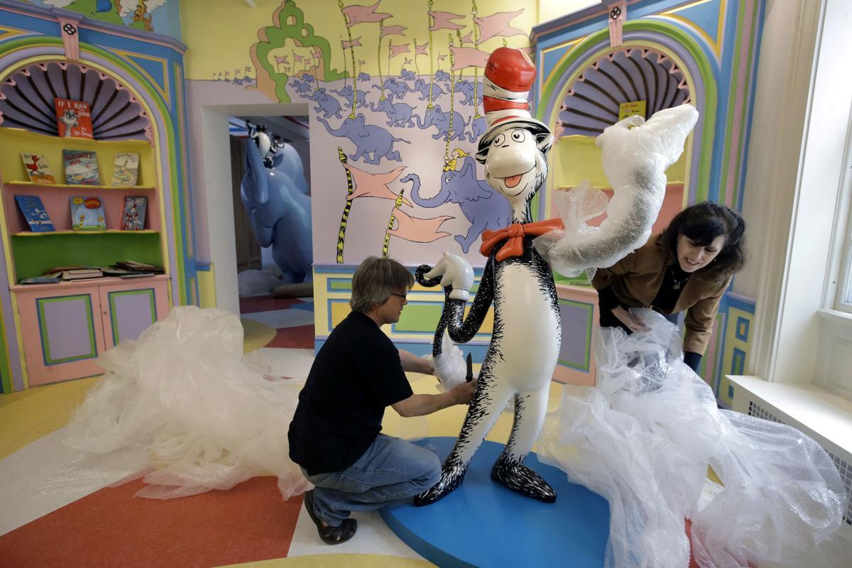 Dr Seuss Museum