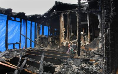 Child, 9, charged with murder, arson in Goodfield fire that killed five