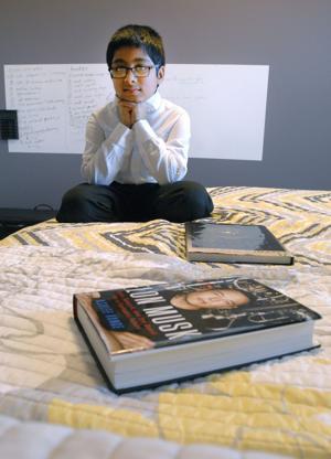 Whiz kid: Bloomington boy competes on 'Child Genius'