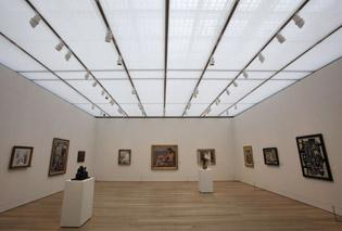 Chicago's art institute expansion makes it nation's 2nd largest museum