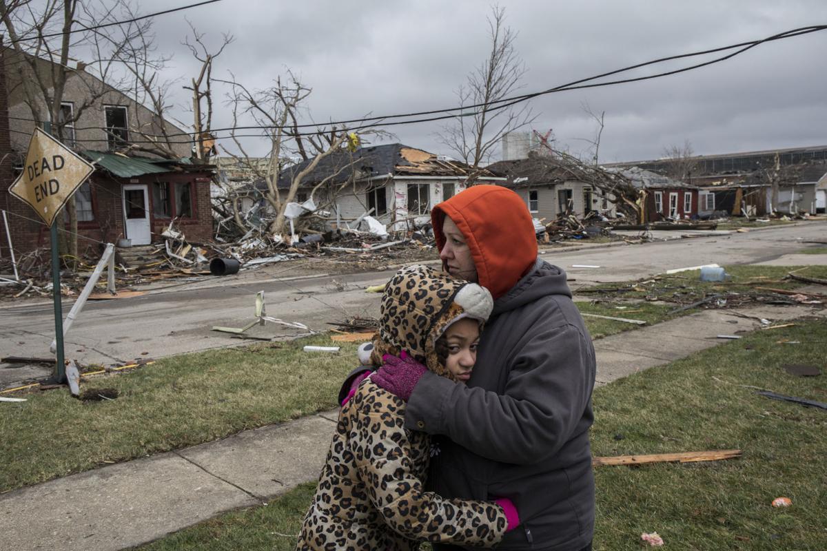 APTOPIX Severe Weather Illinois