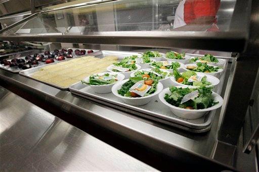 Healthier School Foods