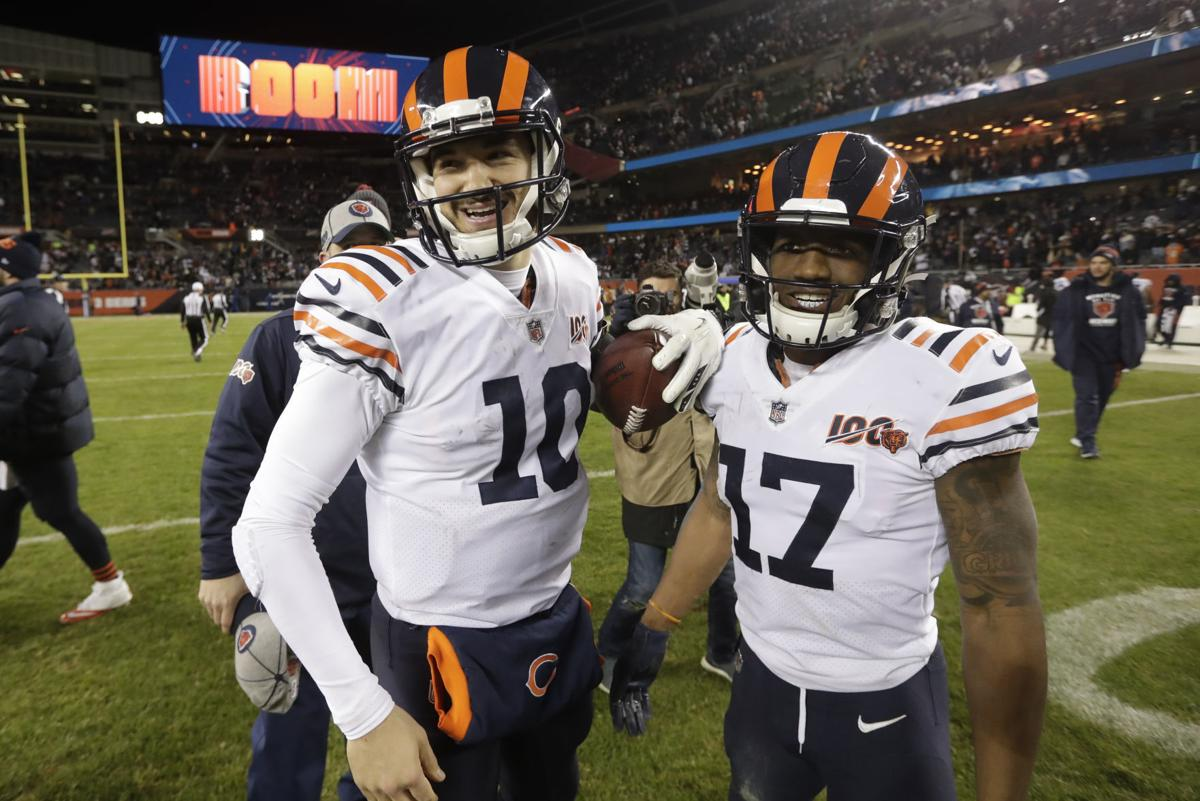 'This feels like us again': The Bears head to Green Bay with a surge of confidence after staying unified through their midseason struggles