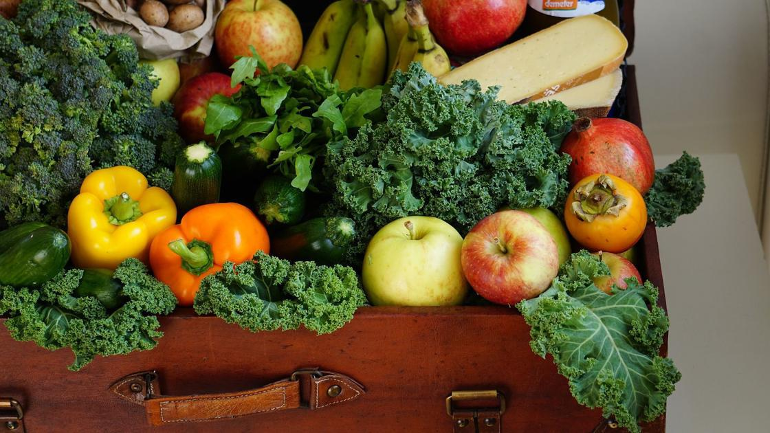Eating a rainbow of fruits and vegetables has major benefits for your mind and body
