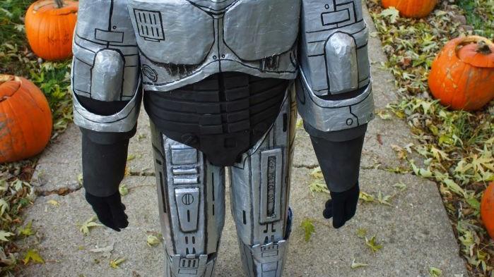Homemade Robocop Costume Pantagraphcom