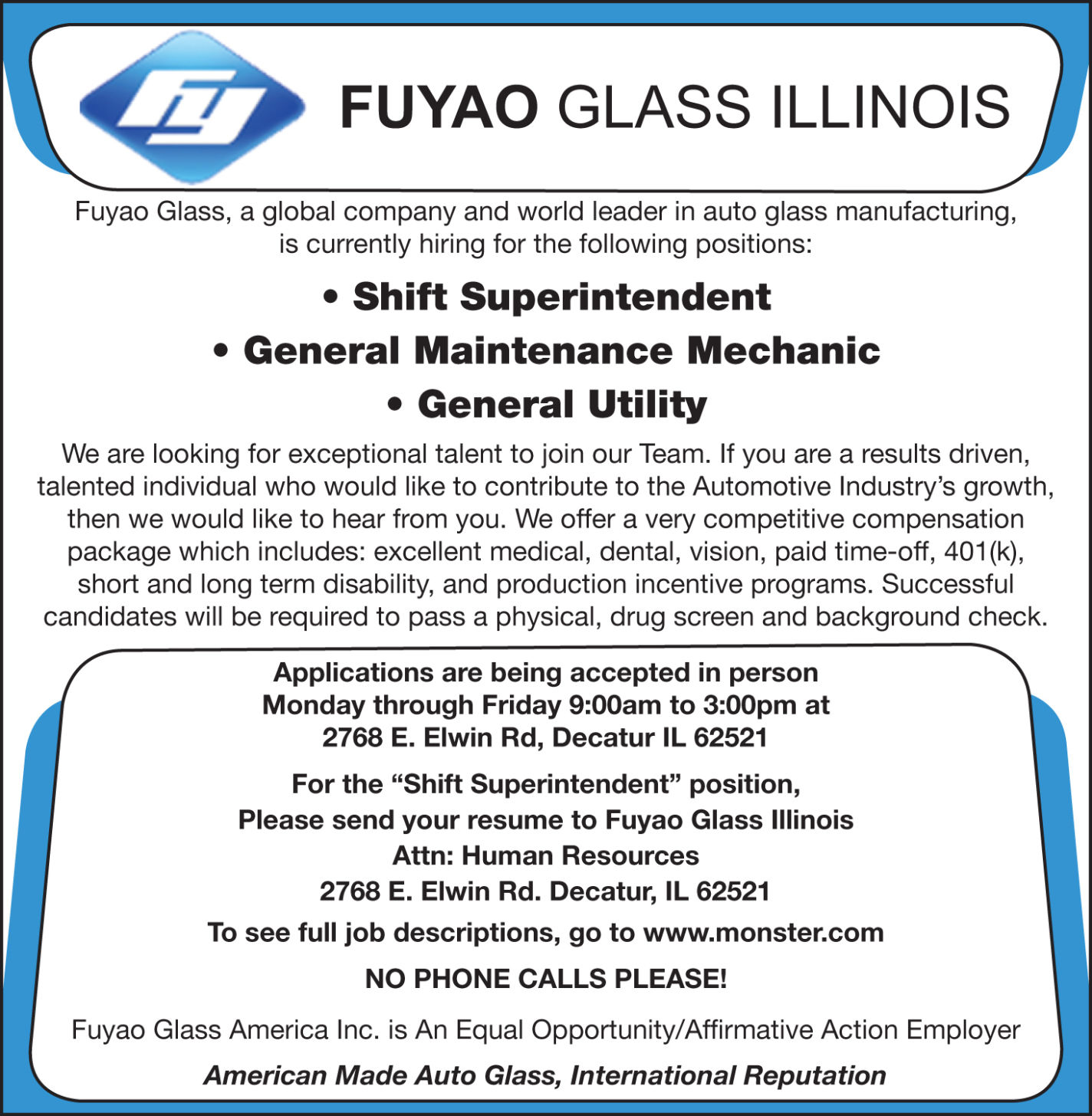 Company with Charleston, IL jobs Progress Rail For more information, visit 10mins.ml and follow @Progress_Rail on Twitter, YouTube, LinkedIn and Facebook.