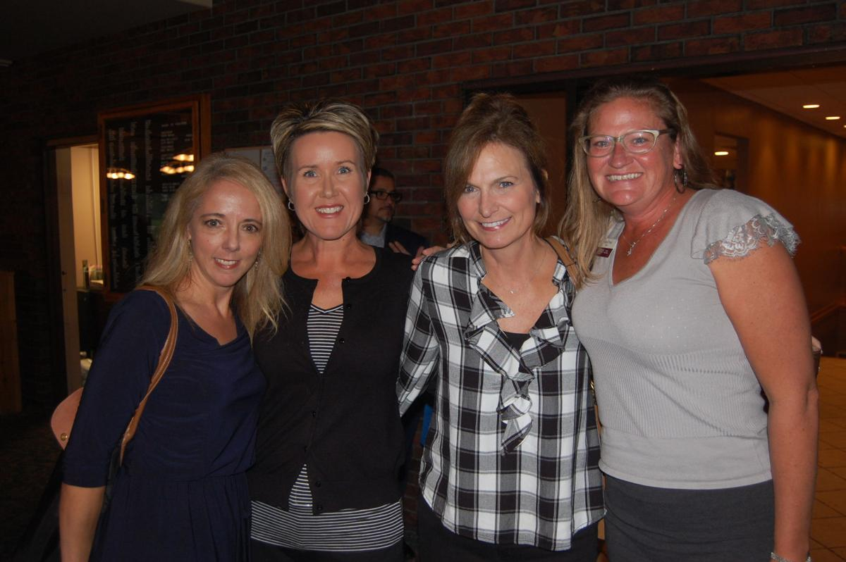 Heather Smith, Kristen Haas Oliver, Noreen Behrends, Amy O'Neal