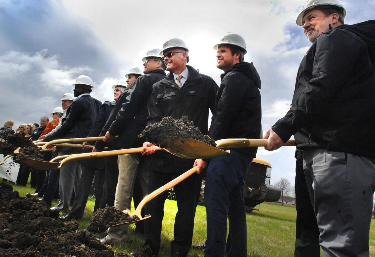 Photos: Sam Leman's breaks ground for 35,000 square-foot ...
