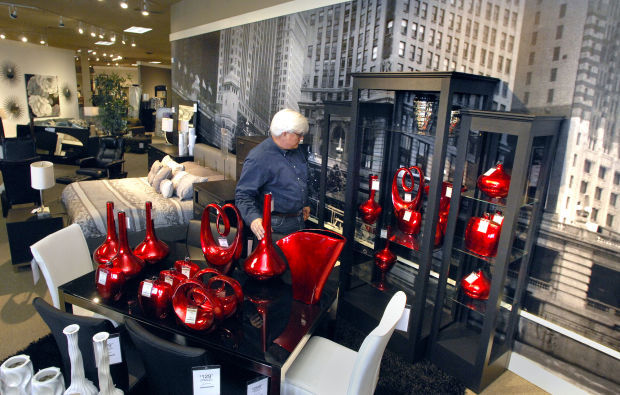 bloomington ashley furniture store to open friday local business. Black Bedroom Furniture Sets. Home Design Ideas
