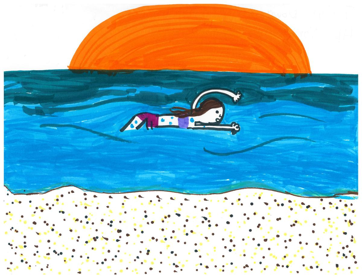Jillian Downey, grade 4, Northpoint