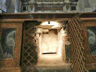 Image result for st paul's tomb