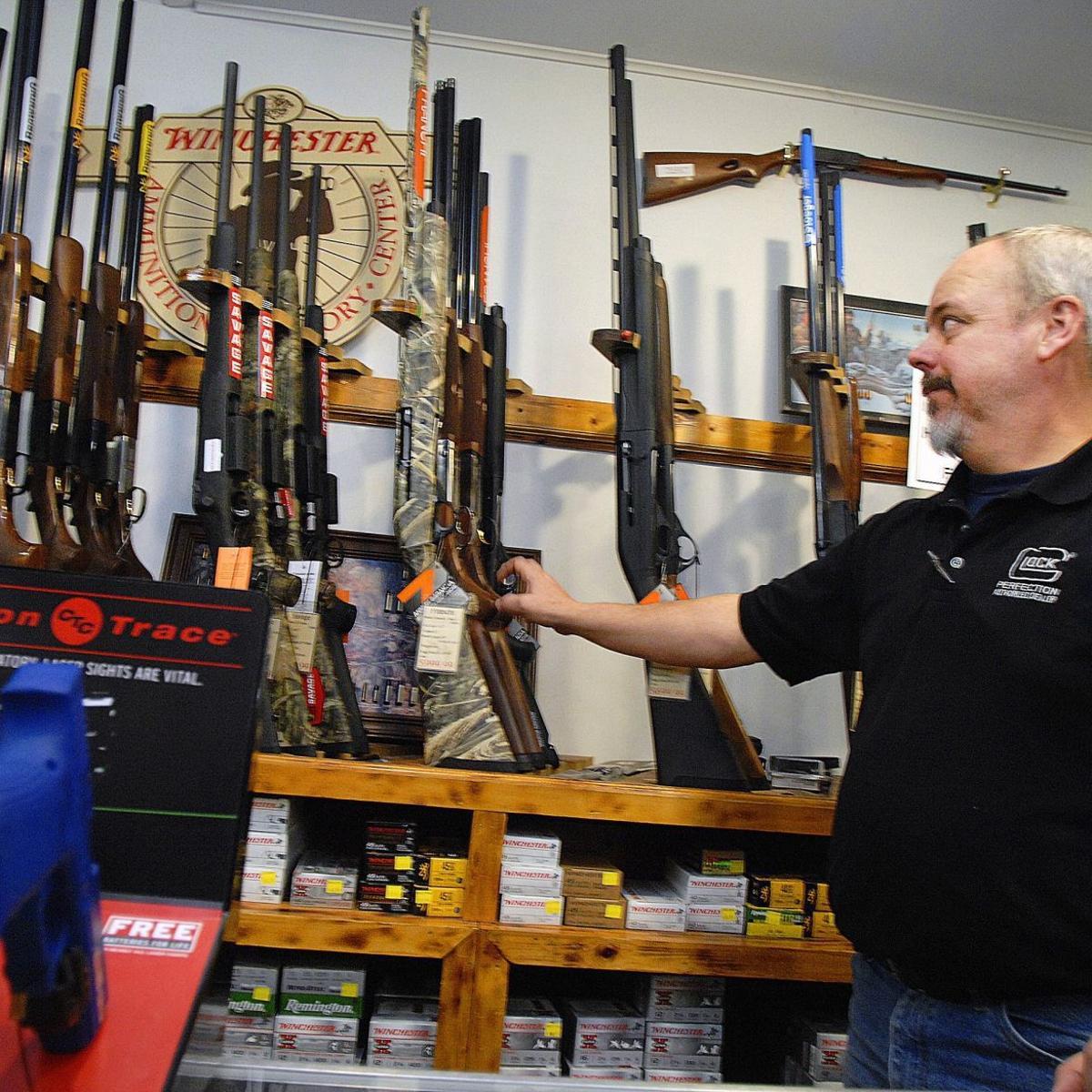 Supporters 'celebrating' new Illinois gun law