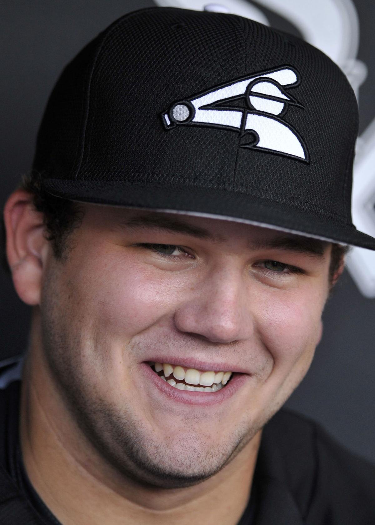 Jake Burger, White Sox prospect