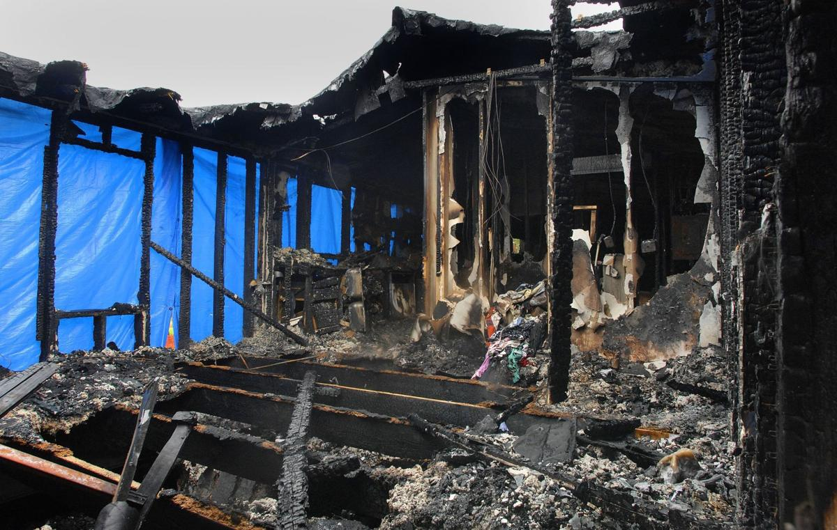 Child, 9, charged with murder, arson in Goodfield fire that ...