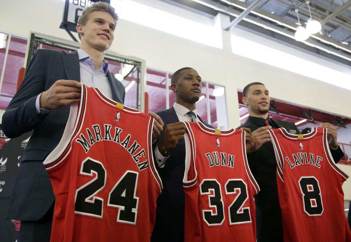Bulls Newcomers Basketball