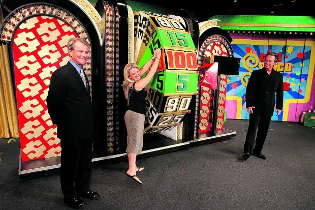 'Price Is Right'