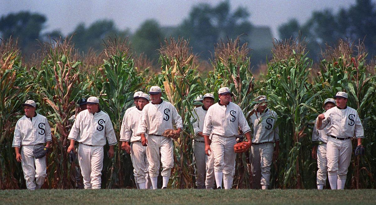 White Sox Yankees Field of Dreams Baseball