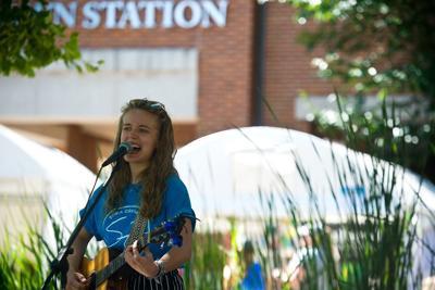 Community support helps Sugar Creek Arts Festival thrive