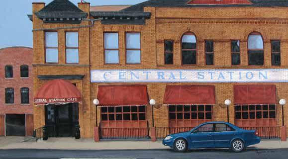 Central Station Image