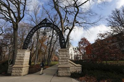 Weber Arch at Northwestern University