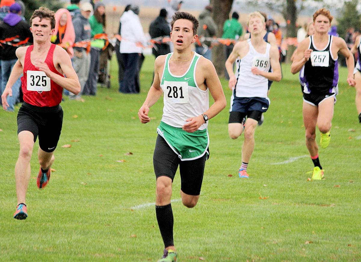 SECTIONAL X-COUNTRY
