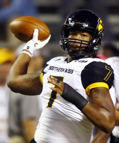 Southern Miss Tennessee Football