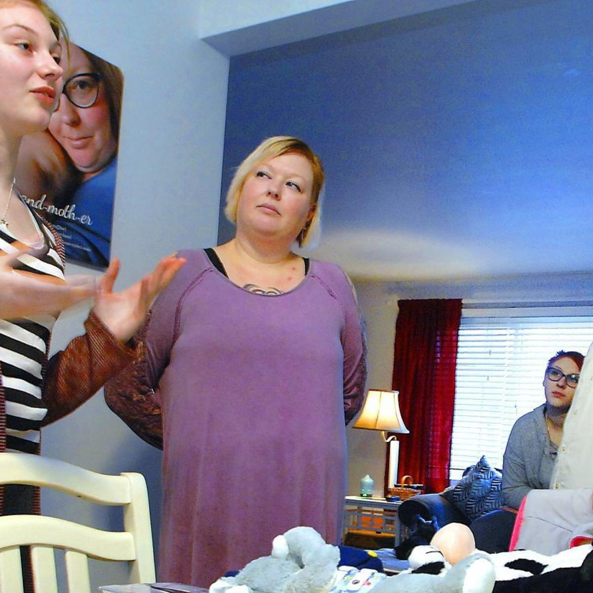 Hold your head high': Danvers girl, 13, has new-wave