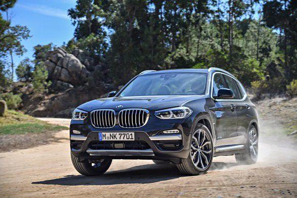 SUVs Help Drive Record BMW Profit Despite Big Spending