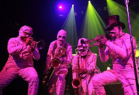 Here Come the Mummies (copy) (copy)
