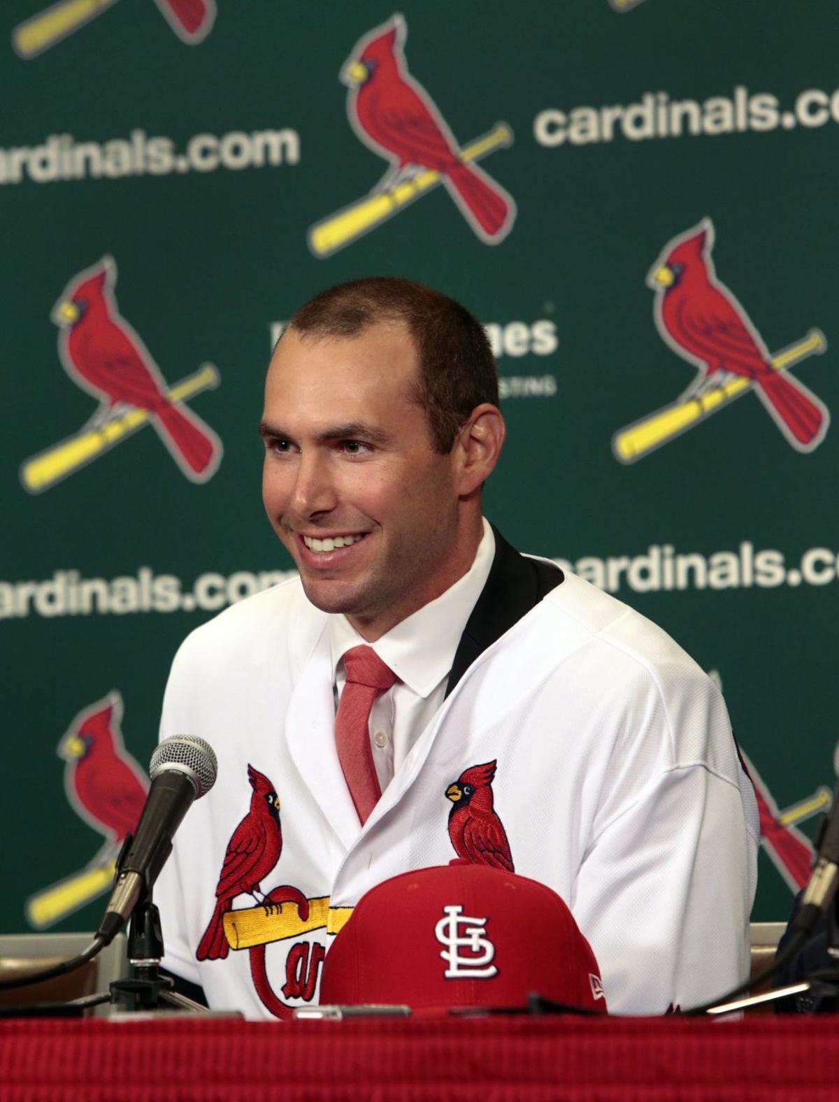 Cardinals-Goldschmidt Bseball