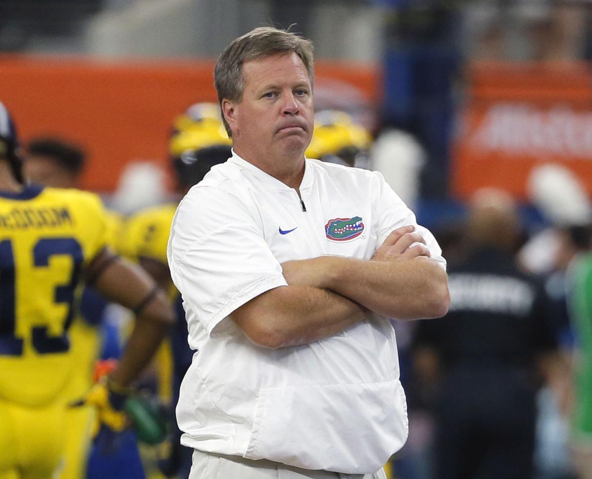 Florida McElwain Threats Football