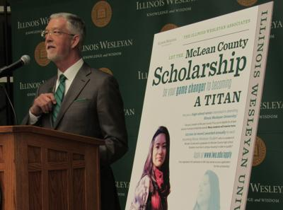 Scholarships for McLean County students