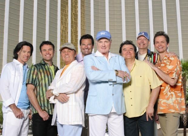 Beach Boys at the Coliseum