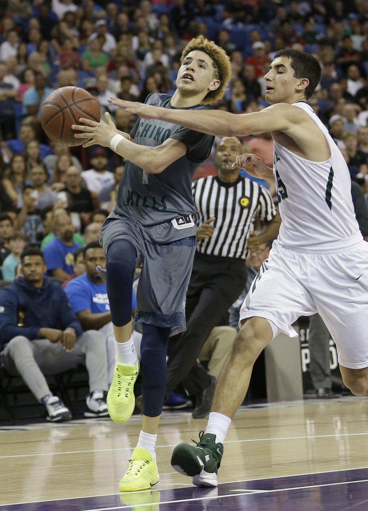 Vegas Live Recruiting Period Basketball
