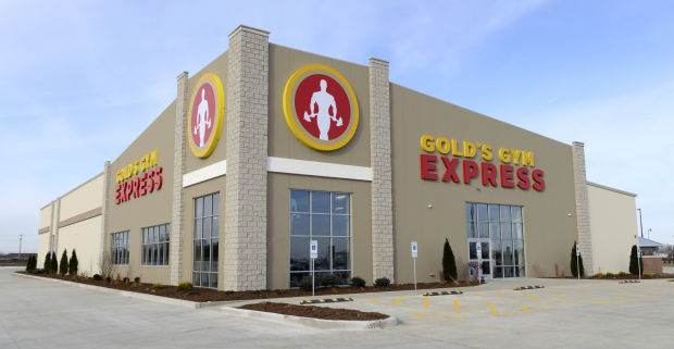 Gold's Gym Express, with amenities, to open Monday | Local ...