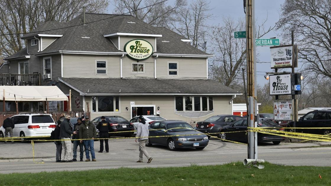Watch now: Neighbors react to Wisconsin tavern shooting that left 3 dead