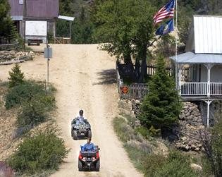 Idaho ghost town struggles to preserve 'Wild West'