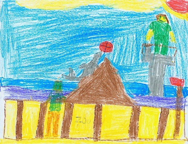 Christopher Russell, Grade 3, Holy Trinity