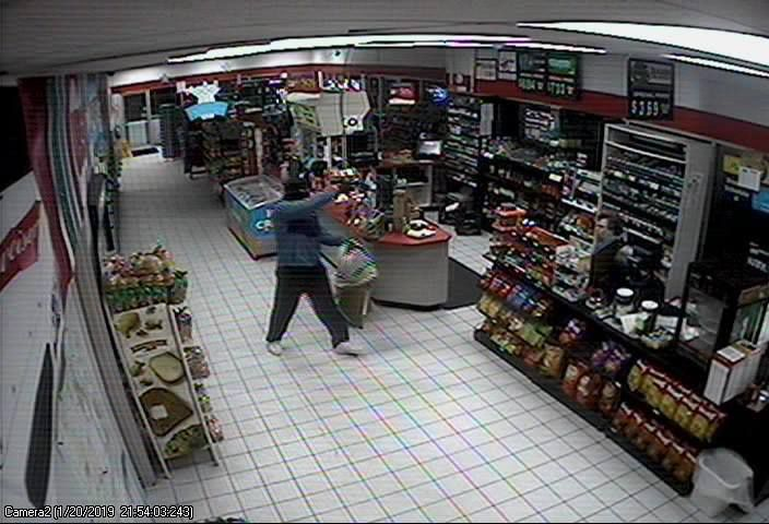 McLean County armed robbery I