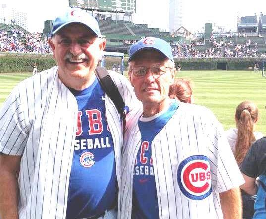 Steve Mintus and Matt Messamore
