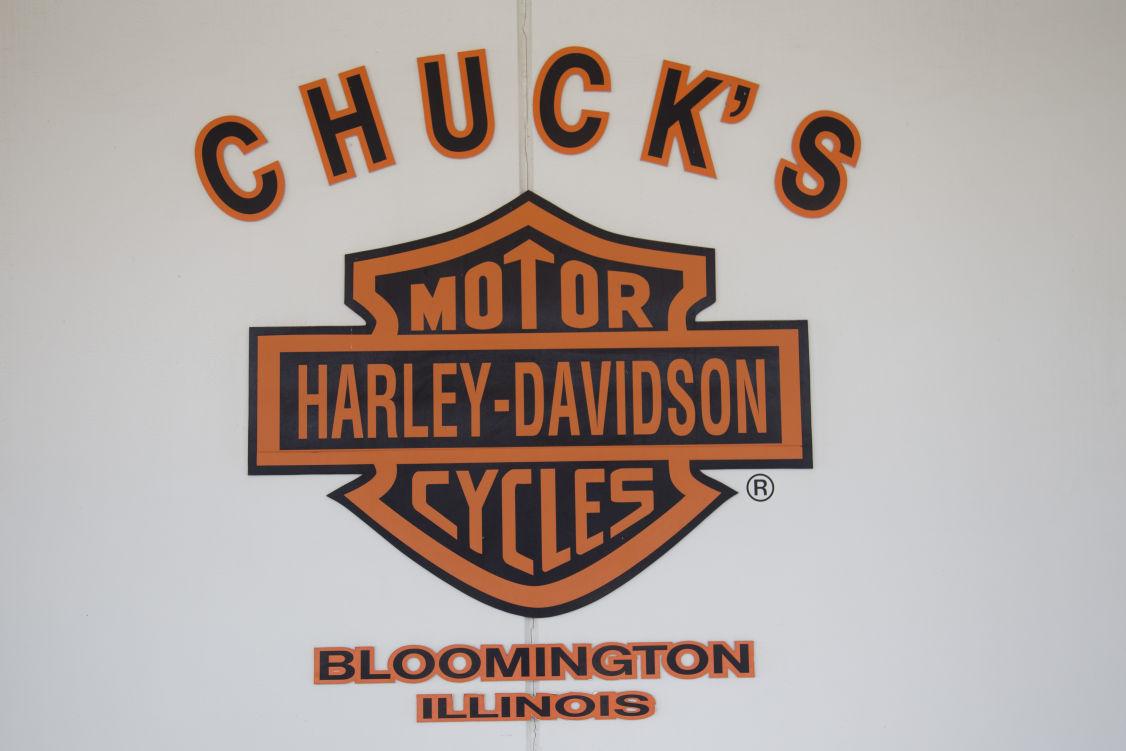 photos: chuck's harley-davidson ride | limited magazine