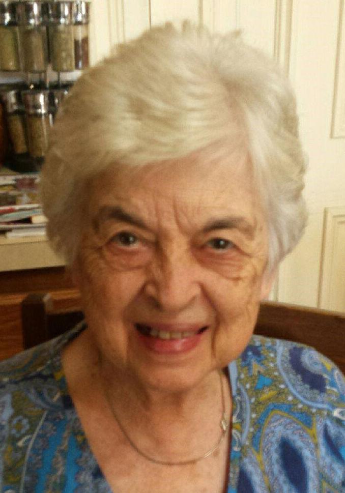 Patricia Yordy obit